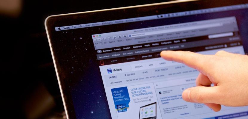 Microsoft pantalla tactil 0 Un anuncio publicitario de Microsoft critica los Mac por no disponer aún de pantalla táctil