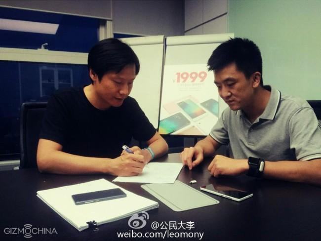 Xiaomi Mi 4c dos colores