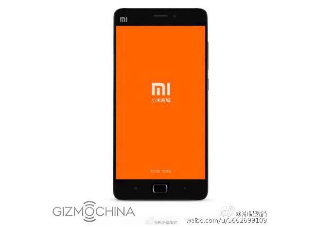 Xiaomi Mi5 lector de huellas