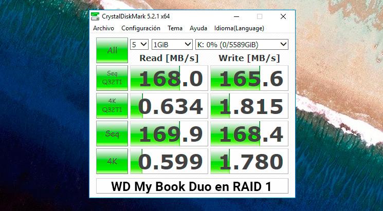 velocidad-my-book-duo-RAID-1