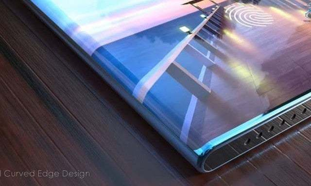 Xiaomi Mi 10 concepto