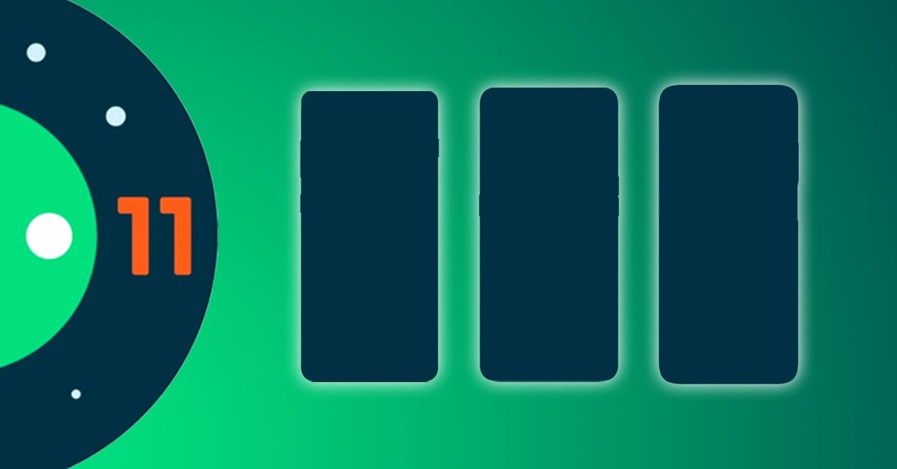 Android 11 en moviles Samsung, realme y POCO